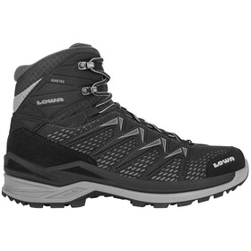 Lowa Innox Pro GTX Mid Shoes Men black/grey